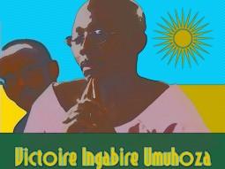 Victoire Ingabire Umuhoza - Rwandan political prisoner